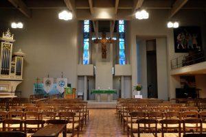 10月31日(土)教区宗教改革日礼拝、YouTube動画